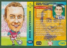 West Ham United Don Hutchison 73